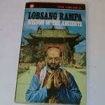 Lobsang Rampa Wisdom of the Acients, 1965 paperback Corgi Books